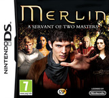 Merlin - A Servant of Two Masters DS cover (TMWP)