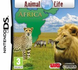 Animal Life - Africa DS cover (VAFP)