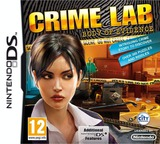 Crime Lab - Body of Evidence DS cover (VAOP)