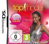 Germany's Next Topmodel - Das Offizielle Spiel zur Staffel 2010 DS cover (VG3D)