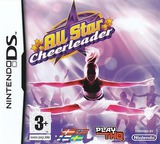 All Star Cheerleader DS cover (YAUX)