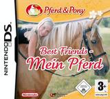 Pferd & Pony - Best Friends - Mein Pferd DS cover (YB5D)