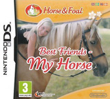 Best Friends - My Horse DS cover (YB5X)