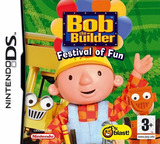 Bob the Builder - Festival of Fun DS cover (YBBY)