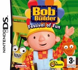 Bob the Builder - Festival of Fun DS cover (YBBZ)