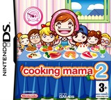 Cooking Mama 2 DS cover (YCQP)