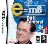 E=M6 Defi Cerebral DS cover (YE7F)