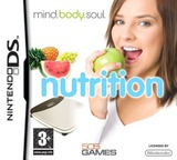 Mind. Body. Soul. - Nutrition Matters DS cover (YEMP)