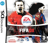 FIFA 08 DS cover (YF8P)