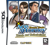Phoenix Wright - Ace Attorney - Trials and Tribulations DS cover (YG3P)