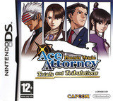 Phoenix Wright - Ace Attorney - Trials and Tribulations DS cover (YG3X)