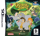 George of the Jungle DS cover (YGJP)