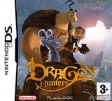 Dragon Hunters DS cover (YGOP)