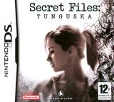 Secret Files - Tunguska DS cover (YGSP)