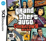 Grand Theft Auto - Chinatown Wars DS cover (YGXP)