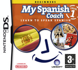 My Spanish Coach - Level 1 DS cover (YISP)