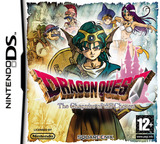 Dragon Quest - The Chapters of the Chosen DS cover (YIVP)