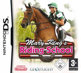 Mary King's Riding School DS cover (YIYP)