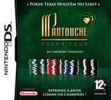 Partouche Poker Tour - Poker Texas Hold'em No Limit DS cover (YJPF)