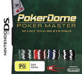 PokerDome Poker Master - No Limit Texas Hold'em Poker DS cover (YJPU)