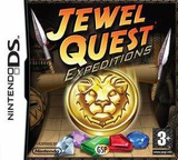 Jewel Quest - Expeditions DS cover (YJQP)