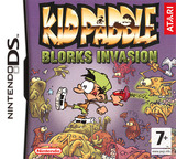 Kid Paddle - Blorks Invasion DS cover (YKPX)