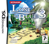 Lost in Blue 3 DS cover (YL3P)