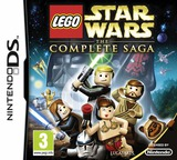 LEGO Star Wars - The Complete Saga DS cover (YLGP)