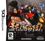 The Legend of Kage 2 DS cover (YLKP)