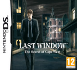 Last Window - The Secret of Cape West DS cover (YLUP)
