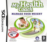 My Health Coach - Manage Your Weight DS cover (YLYP)