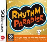 Rhythm Paradise DS cover (YLZX)