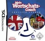 Mein Wortschatz-Coach - Englisch Lernen DS cover (YNED)