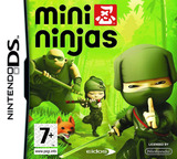 Mini Ninjas DS cover (YNJP)