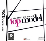 America's Next Top Model DS cover (YNLY)