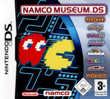 Namco Museum DS DS cover (YNMP)