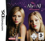 The Aly & AJ Adventure DS cover (YNYP)
