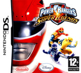 Power Rangers - Super Legends DS cover (YPRP)