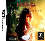 The Chronicles of Narnia - Prince Caspian DS cover (YQNX)