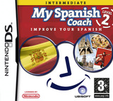 My Spanish Coach - Level 2 - Improve Your Spanish DS cover (YQSP)
