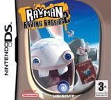 Rayman - Raving Rabbids 2 DS cover (YRRP)