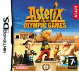 Asterix at the Olympic Games DS cover (YRZP)
