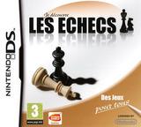 Je Decouvre les Echecs DS cover (YSCX)