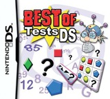Best of Tests DS DS cover (YT2P)