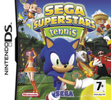Sega Superstars Tennis DS cover (YT7P)