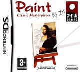 Paint by DS - Classic Masterpieces DS cover (YU2P)