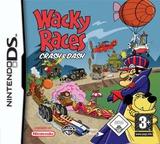 Wacky Races - Crash & Dash DS cover (YWRP)