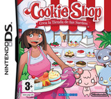 Cookie Shop - Create Your Dream Shop DS cover (ACIP)