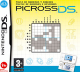 Picross DS DS cover (AXPP)