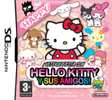 Happy Party with Hello Kitty & Friends! DS cover (YW3P)